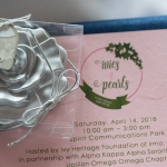 2018 Ivies and Pearls Scholarship Luncheon