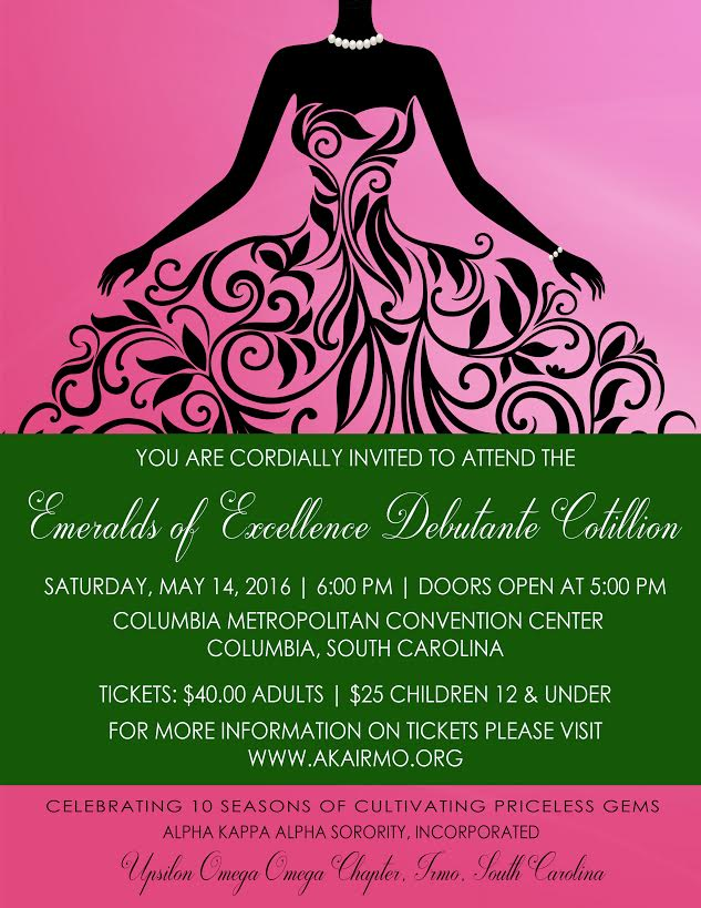Emeralds of Excellence Cotillion @ Columbia Metropolitan Convention Center | Denver | Colorado | United States