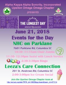 Community Impact Day: The Longest Day